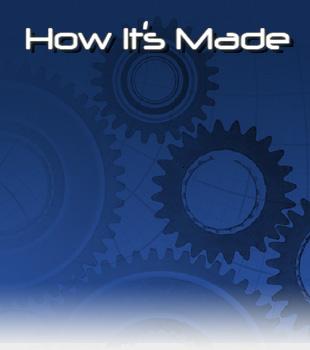 Jak se to dělá / How It's Made / CZ