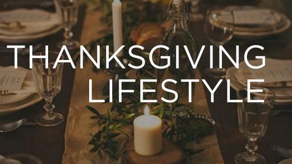 Thanksgiving lifestyle title 2